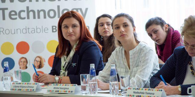 жените в ИТ сектора