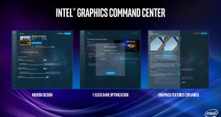 Intel Graphics Command Center – що е то?