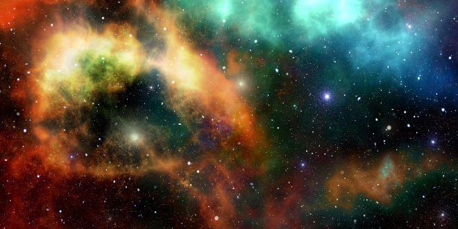 сливане на две галактики