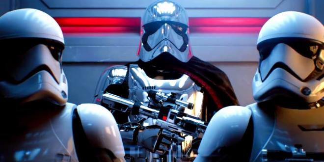Ray Tracing в Star Wars демо.