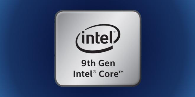 """Intel обяви 9-то поколение Core мобилни процесори и допълни гамата настолни предложения. Обещават десктоп производителност в мобилна """"опаковка""""."""