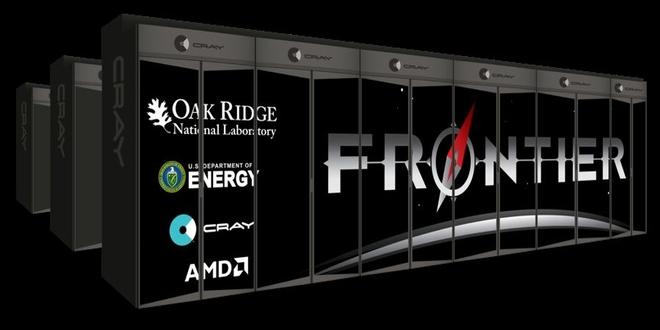 Frontier - нов суперкомпютър с хардуер на AMD