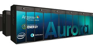 Нов суперкомпютър на Intel – първи екзафлопсови стъпки