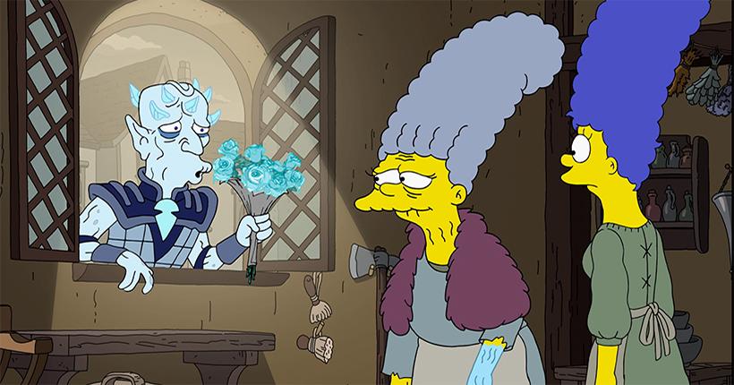 Night King Simpsons