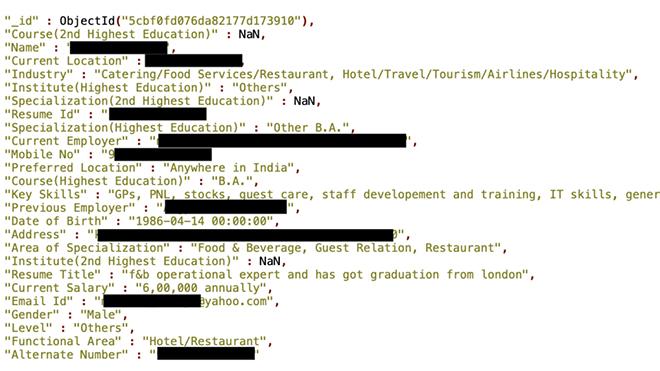 хакерска атака над MongoDB
