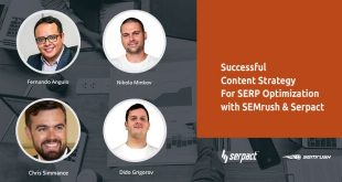 Semrush & Serpact meetup в София