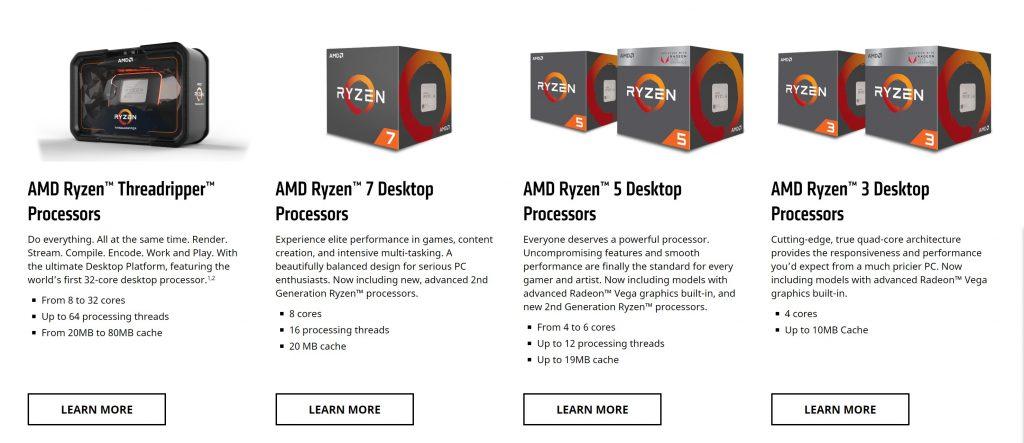 Ryzen процесори намират своето място в седмичен обзор с технологични новини.