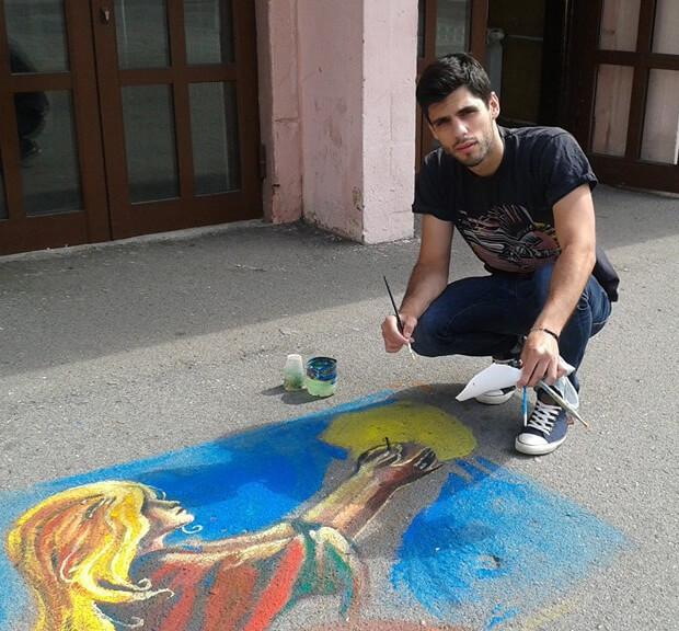 Милен Хальов - Творчество 2 - Интервю