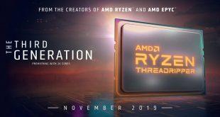 AMD Ryzen 9 3950X и Threadripper