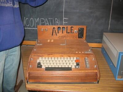 Информативна снимка за дневна доза Основаването на Apple