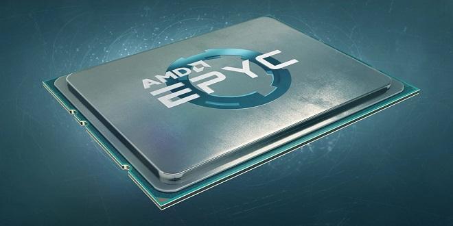 Снимка на AMD EPYC в статия за 8K HEVC encoding