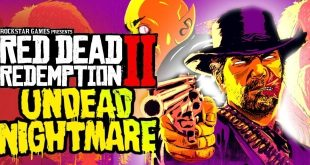 Undead Nightmare 2 - red dead redemption заглавно изображение