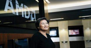AMD с рекордни приходи от 2005 г. насам