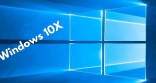 Windows 10x заглавно изображение