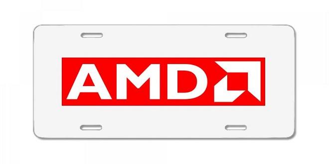 AMD Supreme табелка. Източник: artistshot