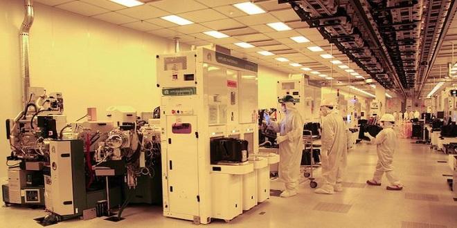 Чиста стая, каквато може да се намери в TSMC и GlobalFoundries