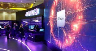 AMD акции