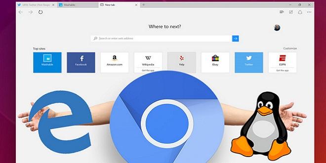Новия Microsoft Edge ще бъде базиран на Chromium