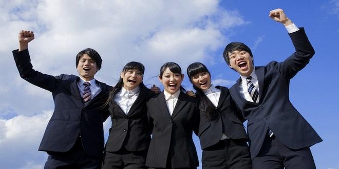 Microsoft Japan - щастливи работници