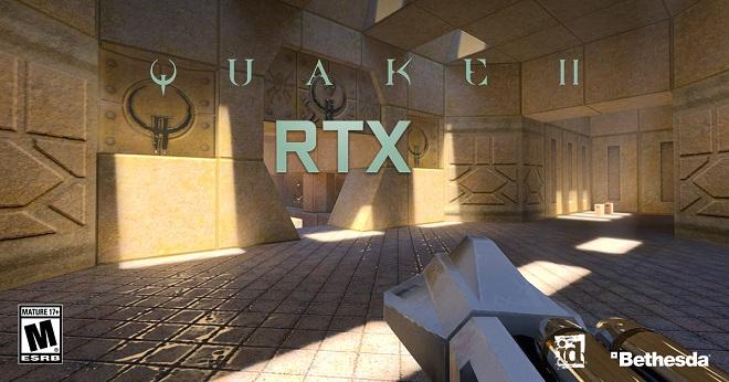 NVIDIA RTX в Quake II
