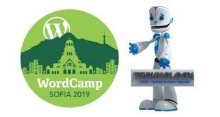WordCamp 2019 Sofia - медийно партньорство - основно изображение