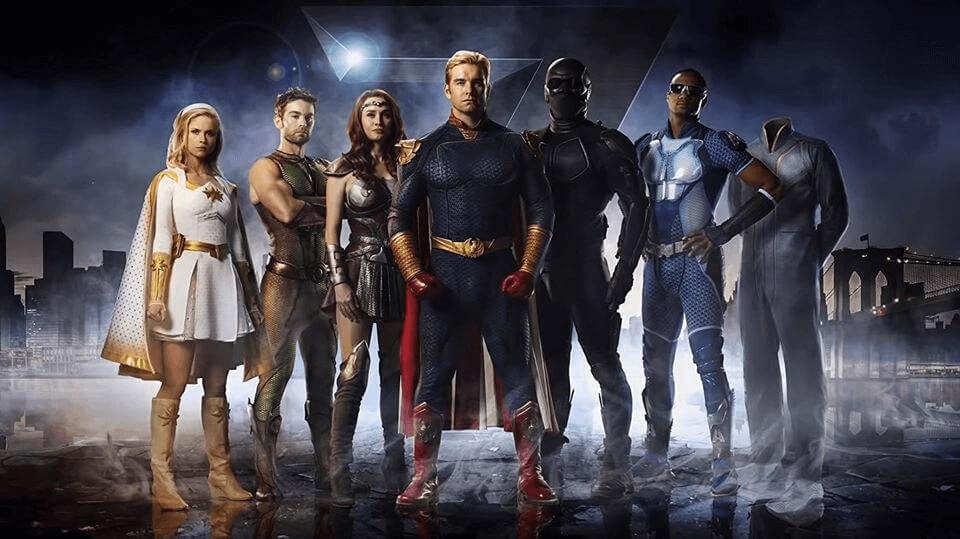 "супергероите в ""The Boys"""