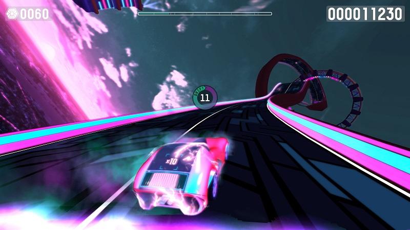 Riff Racer screenshot