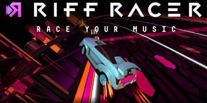 Riff Racer - Header image