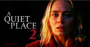 A Quiet Place 2 е от филмите през март 2020 г.