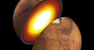InSight Lander направи дълбоки измервания на Марс и определи три граници