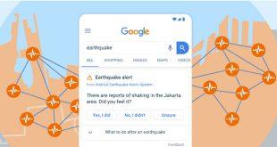 Глобална система за предупреждение за земетресения