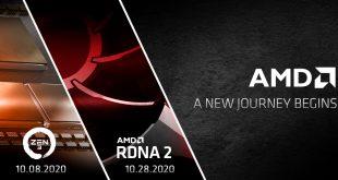 AMD ZEN 3 анонс, RDNA 2 анонс