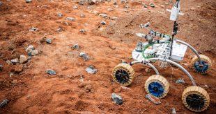 ERC 2020: Международното състезание за марсоходи започва след броени дни