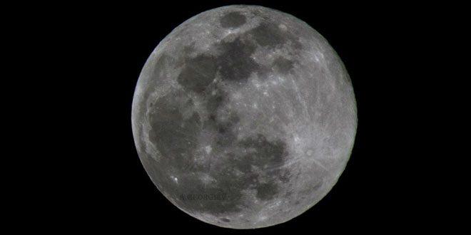 Радиацията на Луната се оказа много по-висока