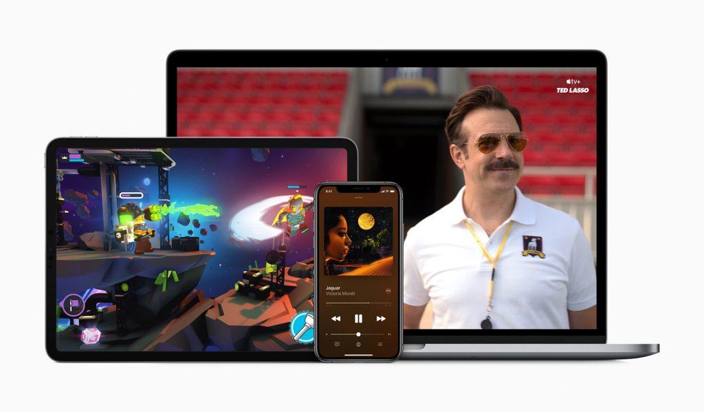 Apple One по време на Apple Time Flies 2020