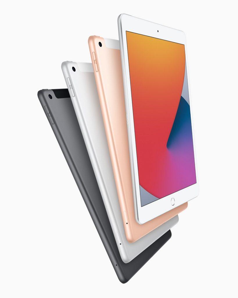 Apple Time Flies 2020 / 8-ма генерация Apple iPad