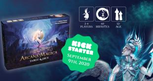 Arcana Magica – бордовата игра, в която покер и Таро се свързват