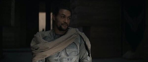 Дънкан е най-добрият вон на Дома на Атреидите в Dune (2020). В ролята е Джейсън Момоа.