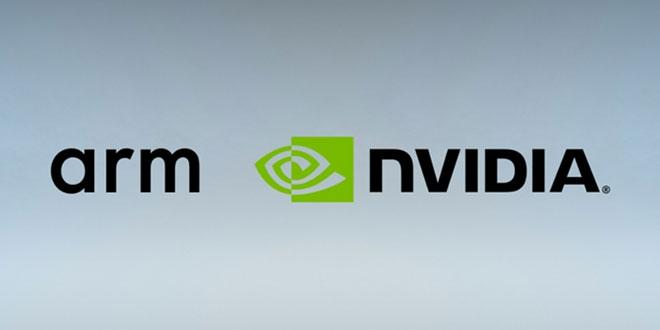 NVIDIA и Arm