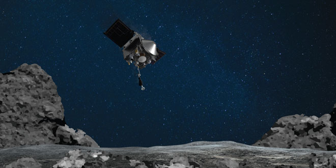 Корабът на NASA OSIRIS-Rex вероятно изпълни мисията си на астероида Bennu