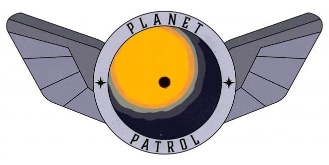 Търсене на екзопланети с Planet Patrol