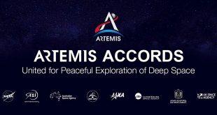 8 държави подписаха Споразуменията Артемида за експлоатация на Космоса