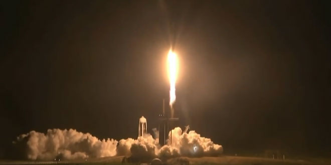 Crew Dragon SpaceX Crew-1