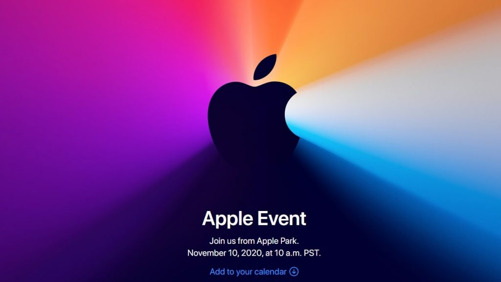 Apple One More Thing Invite