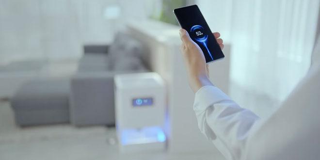 Mi Air Charge Technology - зарядна станция от бъдещето Заглавно изображение