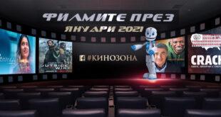 Филмите през януари 2021г. - Заглавна снимка