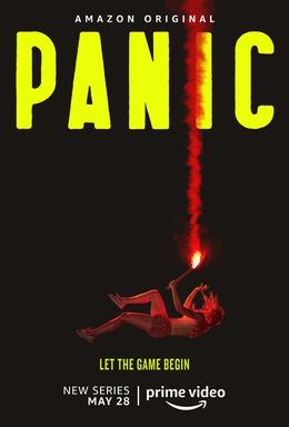 Panic постер, продукция от сериалите през май 2021 г.