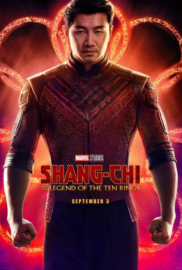 Постер на Shang-Chi and the Legend of the Ten Rings (Шанг Чи и легендата за десетте пръстена)