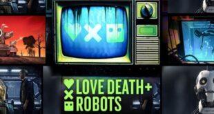 love death & robots заглавно изображение