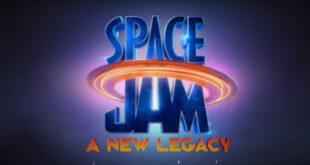 Space Jam: A new legacy лого, основно изображение